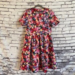 ASOS Floral Sheath Dress